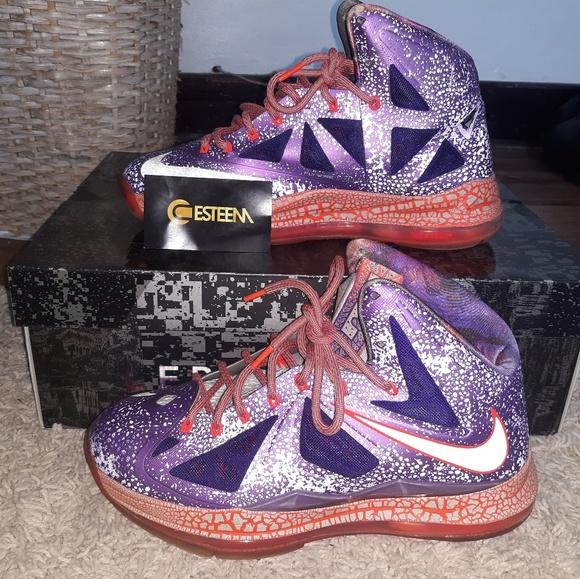 "Nike Other - Lebron 10 ""Area 72"""